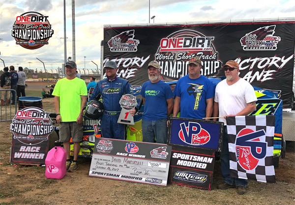 Dirt Short-Track Teams Make History at Second Annual OneDirt World Short Track Championship