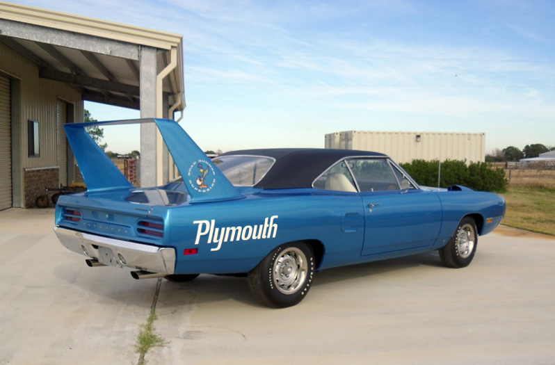 Repair or Replace: Plymouth Superbird