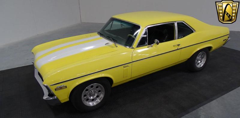 Muscle Car Madness: Chevy Nova