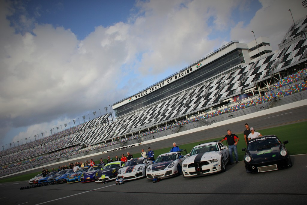 The Racers Group Takes on Daytona International Speedway (100)