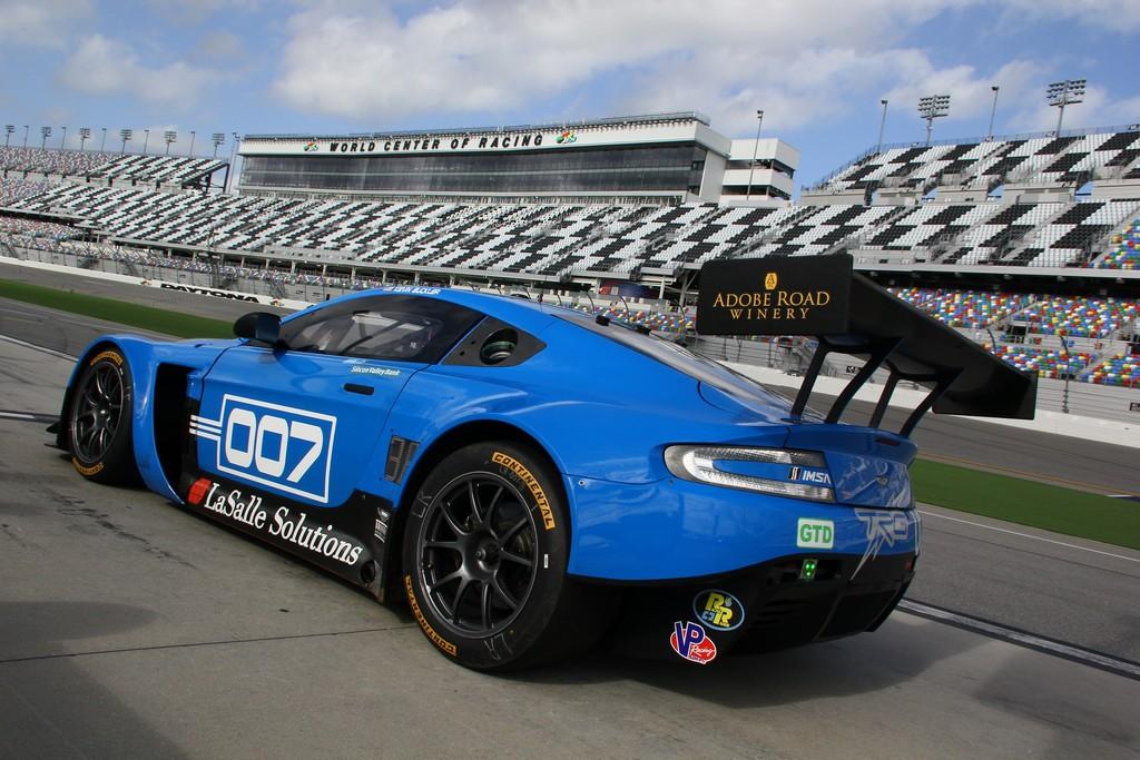 The Racers Group Takes on Daytona International Speedway (120)