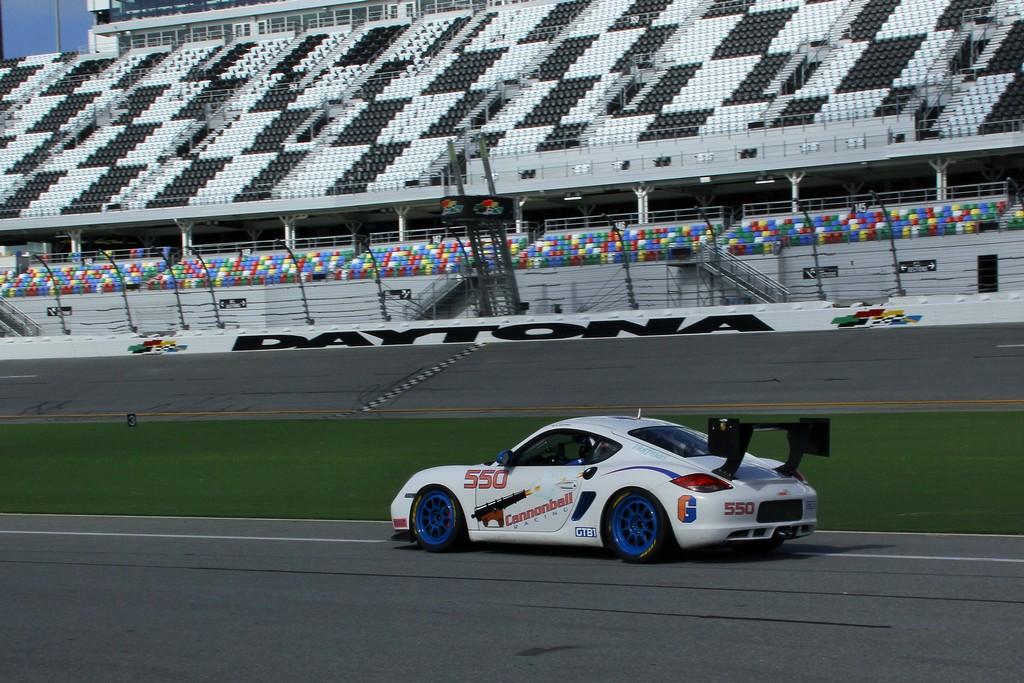 The Racers Group Takes on Daytona International Speedway (125)