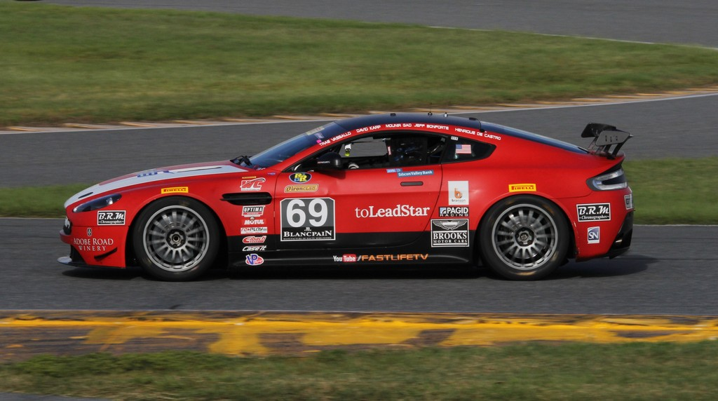 The Racers Group Takes on Daytona International Speedway (13)
