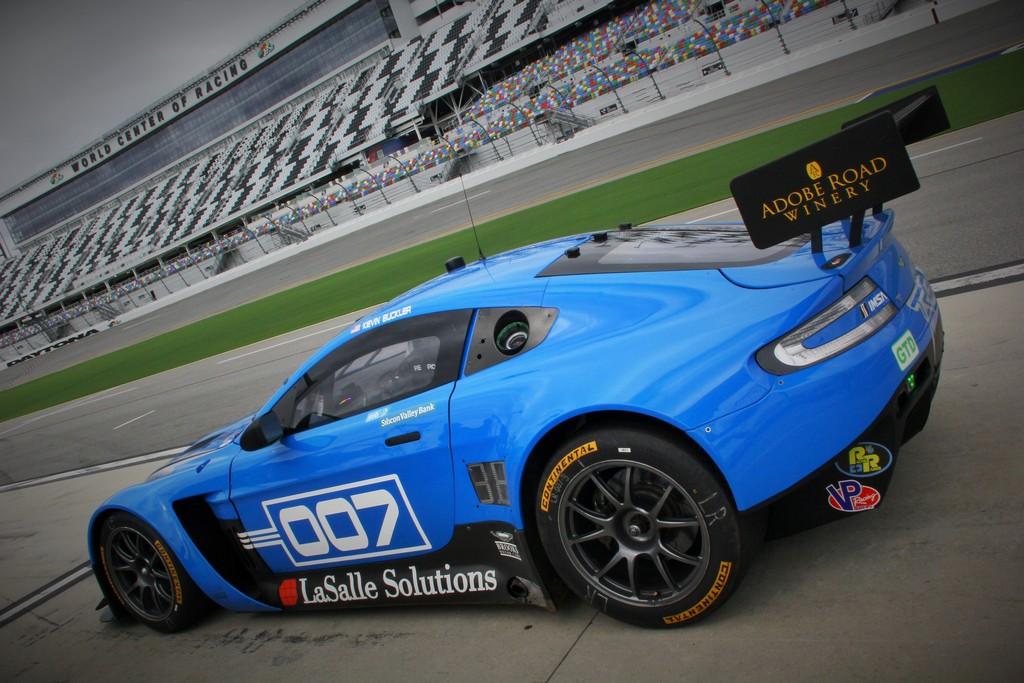 The Racers Group Takes on Daytona International Speedway (137)