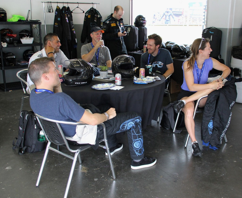 The Racers Group Takes on Daytona International Speedway (145)