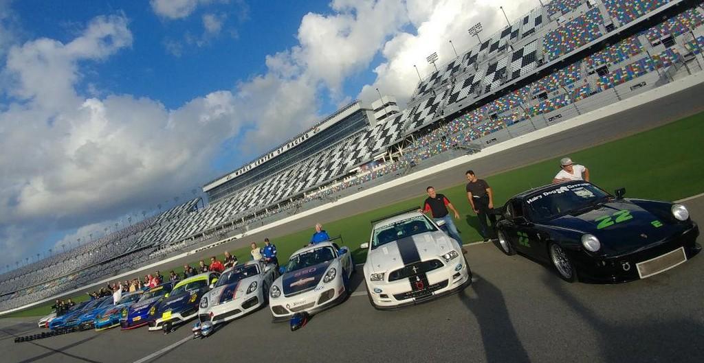 The Racers Group Takes on Daytona International Speedway (147)