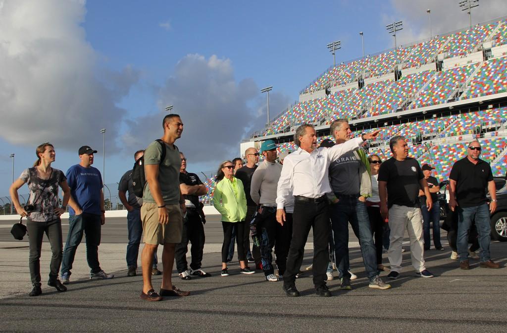 The Racers Group Takes on Daytona International Speedway (42)