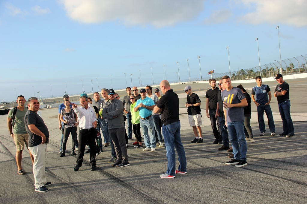The Racers Group Takes on Daytona International Speedway (43)