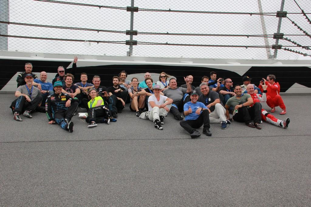 The Racers Group Takes on Daytona International Speedway (78)
