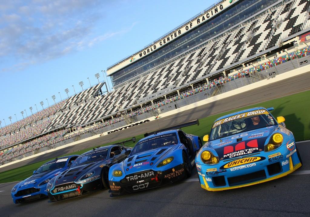 The Racers Group Takes on Daytona International Speedway (90)