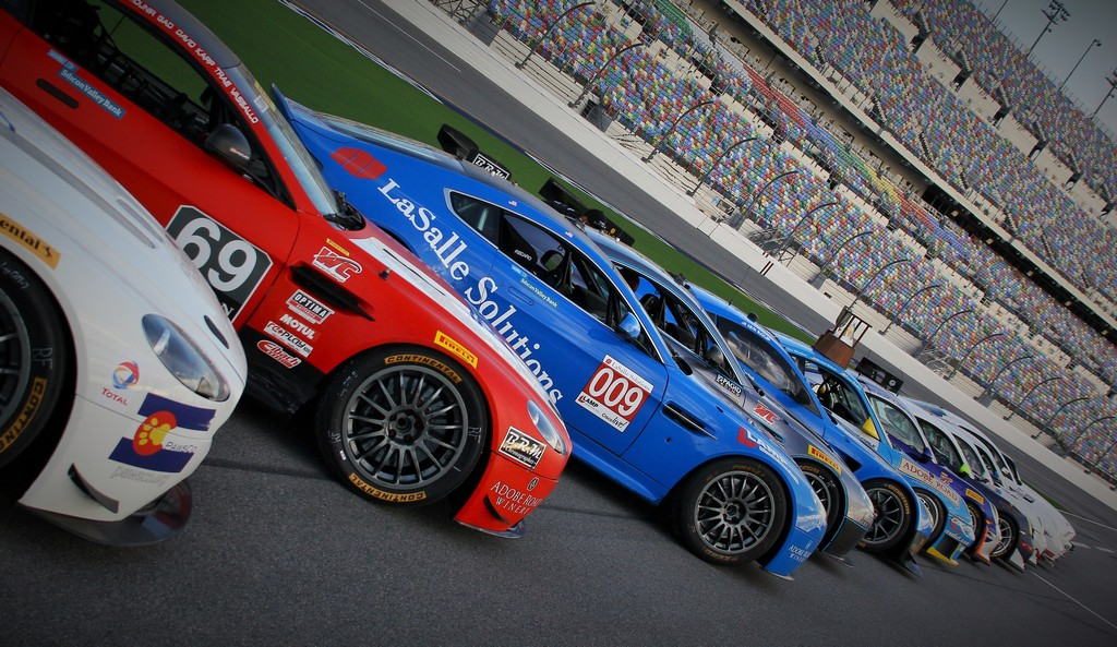 The Racers Group Takes on Daytona International Speedway (95)