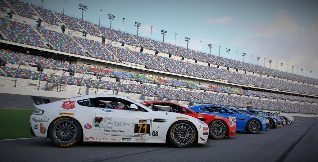The Racers Group Takes on Daytona International Speedway (96)