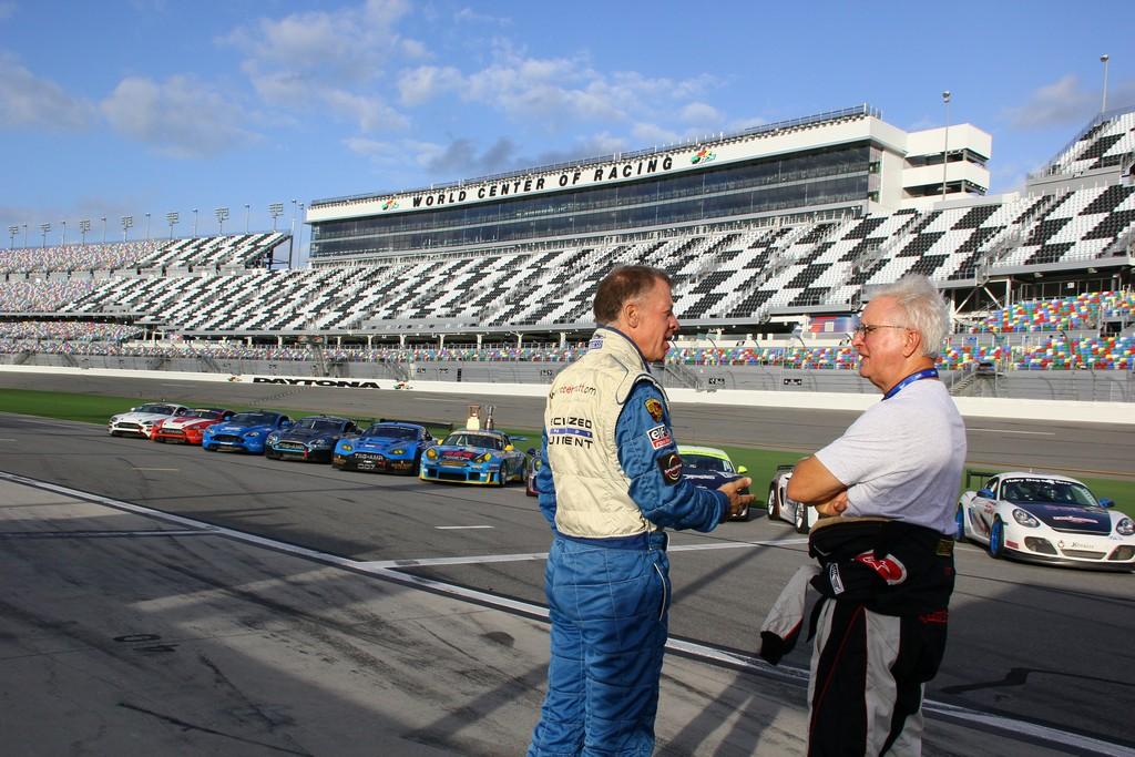 The Racers Group Takes on Daytona International Speedway (98)
