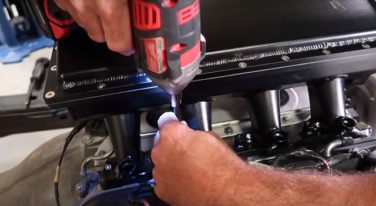 How to, Holley, LS, EFI, Intake