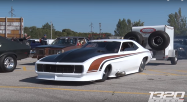 Video, 1320 Video, Drag racing