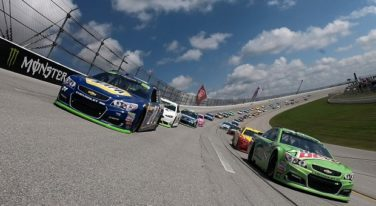 Talladega Muddies the NASCAR Playoff Picture