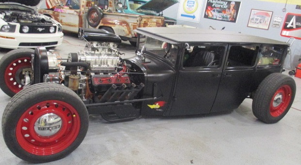 Today's Cool Car Find is this 1928 Dodge Victory Six