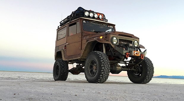 Expedition SEMA Gears up for 2017 Adventure on the Road