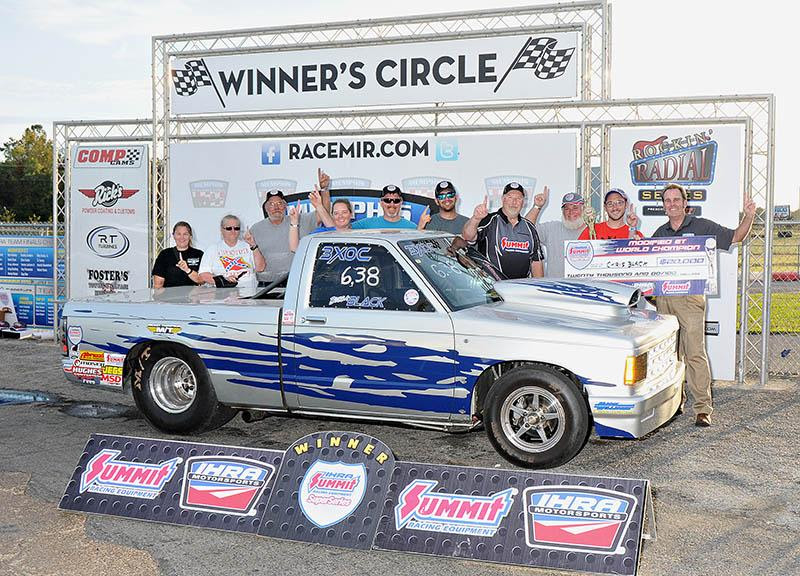 World Champions Crowned at IHRA Summit World Finals