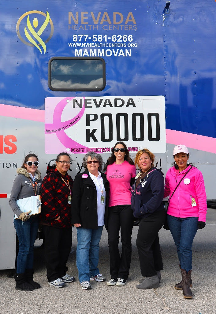 Alexis DeJoria Racing's Free Mammograms for the Fans Nears 500 Mark