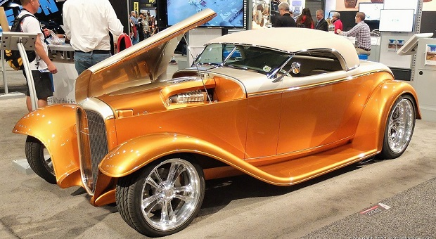 Day 3 of SEMA: High Concept Cars and Recognizing Industry Leaders