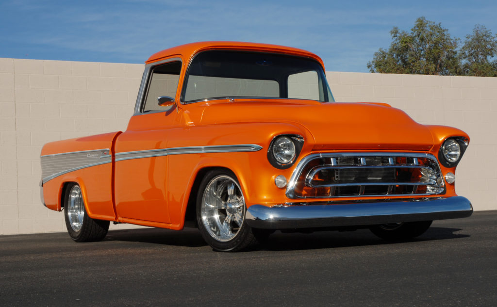 Classic and Collectible Trucks Find Increasing Value