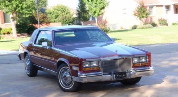 Today's Cool Car Find is this 1981 Cadillac Eldorado