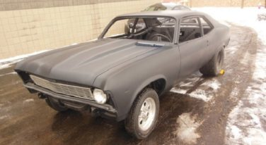 Today's Cool Car Find is this 1968 Chevrolet Nova