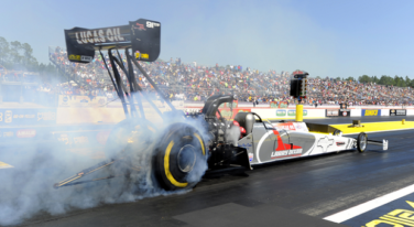 Dixon in Deep DooDoo with NHRA