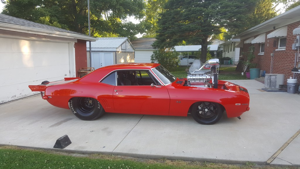 Today\'s Cool Car Find is this 1969 Chevrolet Camaro – RacingJunk News