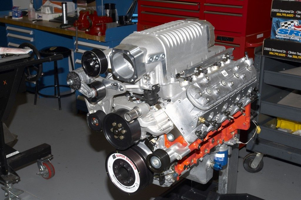 Class Structure: Engine