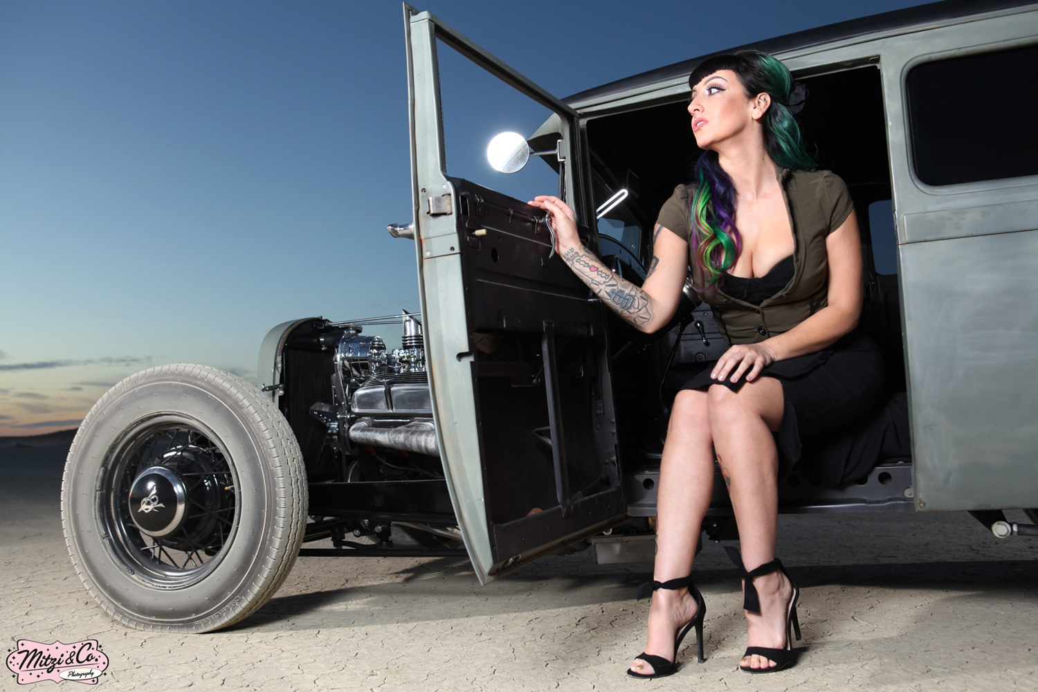 Pinup of the Week: Miss Jacquie