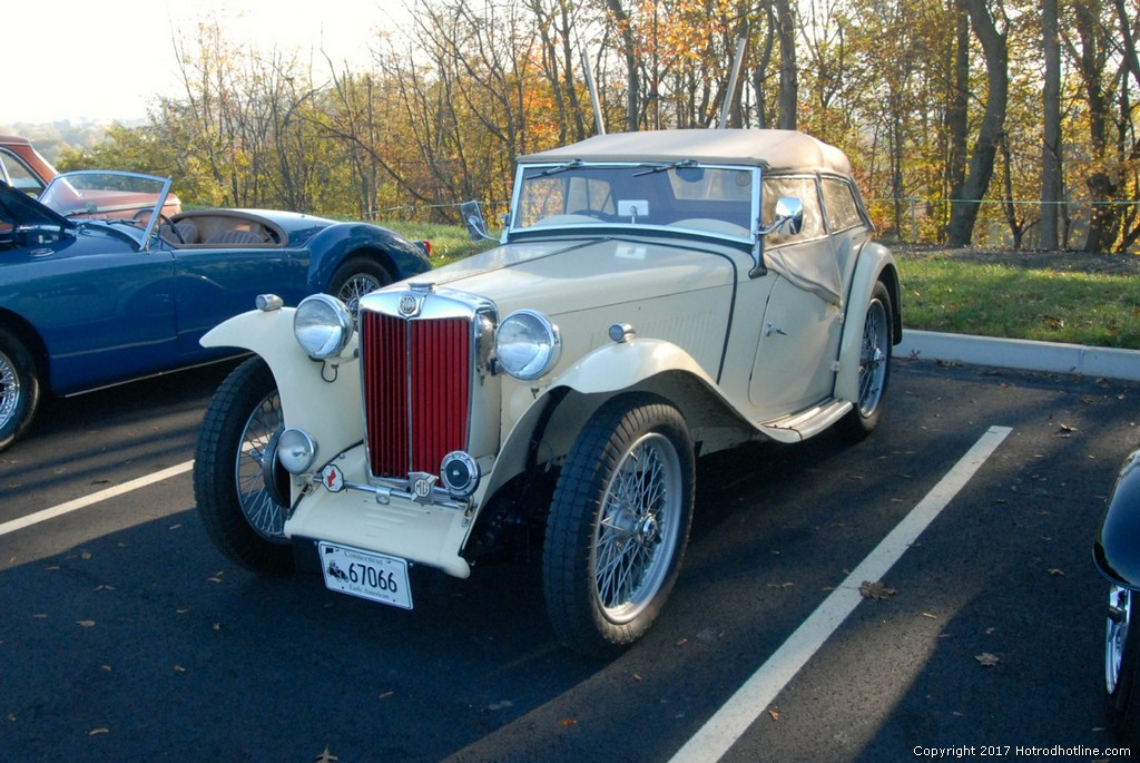 Gallery: Cars & Coffee at Klingberg Family Center