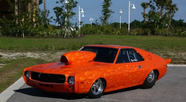 Orange Crush 1969 AMC AMX