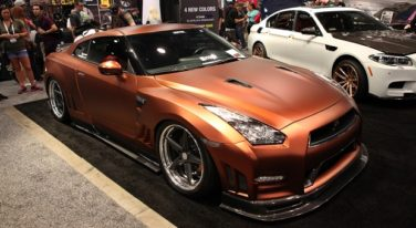 SEMA 2017 Day 2: Battle of the Builders and Gold Awards