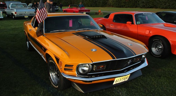 Gallery: Pumpkin Run Car Show