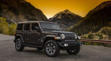 2018 Jeep Wrangler Set To Debut at LA Auto Show
