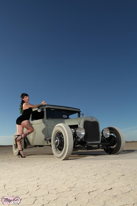 Pinup of the Week: Miss Jacquie – RacingJunk News