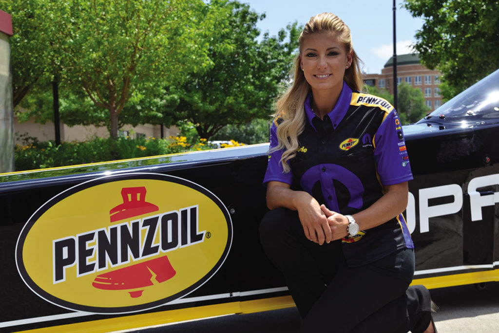 Looking Back on Leah Pritchett's Rise to Drag Racing Nobility