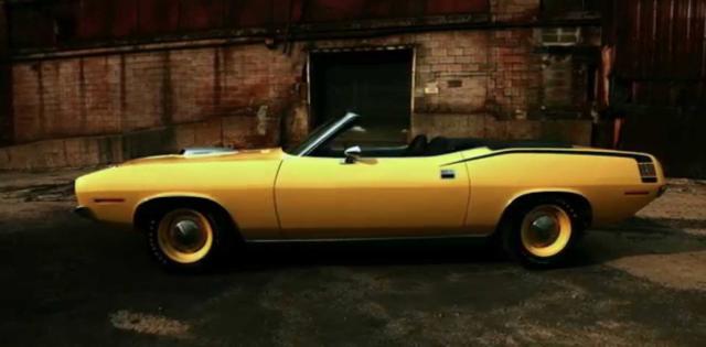 1970-71 Plymouth Hemi Cuda Convertible (25)