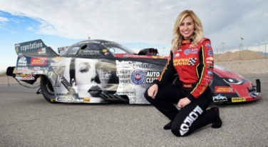 Courtney Force will Rock Taylor Swift Livery for Pomona