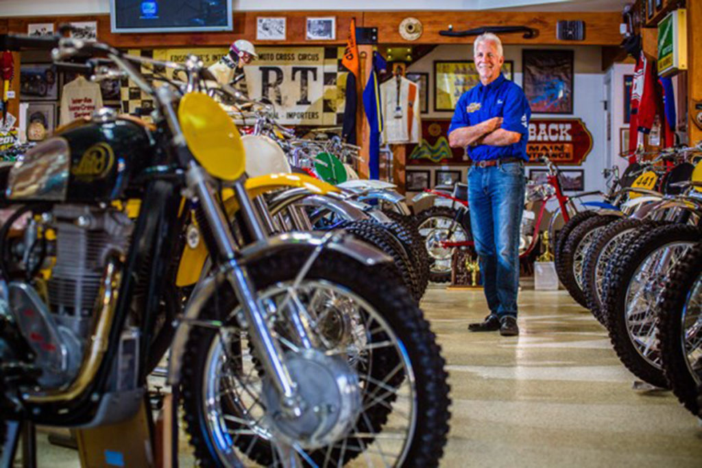 Motorcycling World Mourns the Death of Hall of Famer Tom White