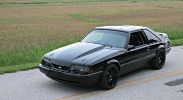 Josh's Pro Touring Fox Body