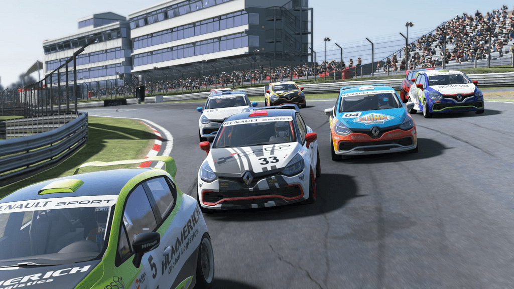 What Does Sim Racing Offer the Aspiring Driver?