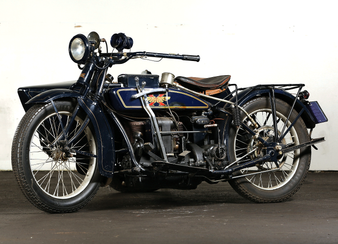 Five American Bikes from the Deep Pocket Collector Fringe