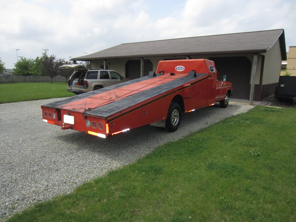 Today S Cool Car Find Is This 1976 Chevrolet Wedge Bed Hauler
