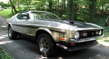 Today's Cool Car Find is this 1971 Ford Mustang