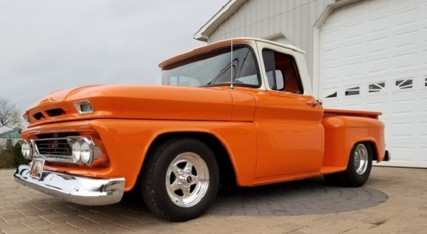Today's Cool Car Find is this 1962 Chevrolet C10