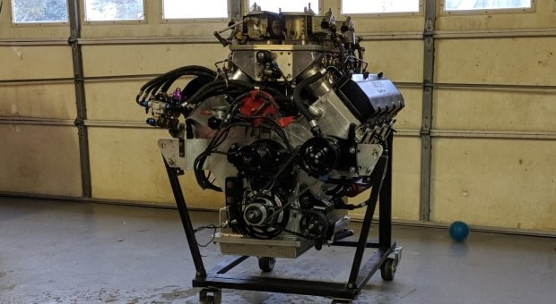 Today's Cool Classified Find is this Buck 802 Racing Engine