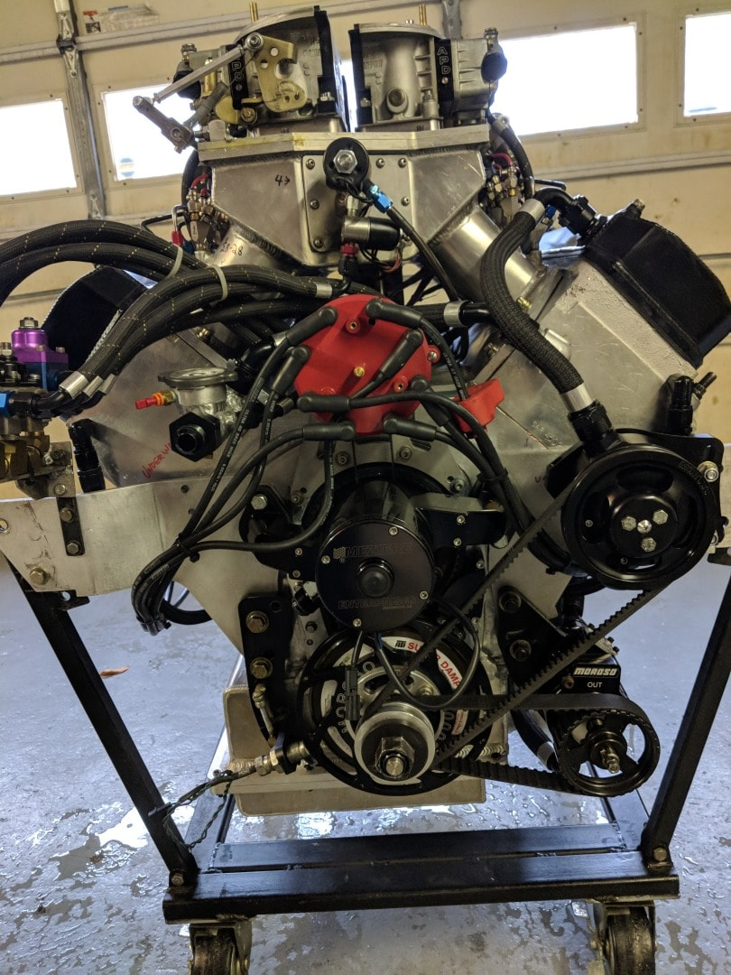 Today S Cool Classified Find Is This Buck 802 Racing Engine